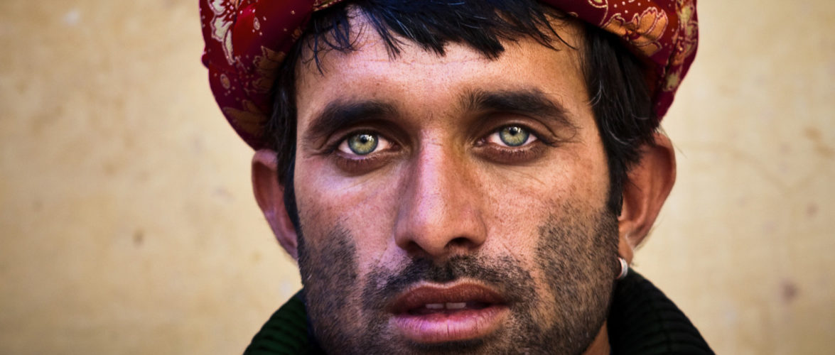 Theories of Pashtun origin