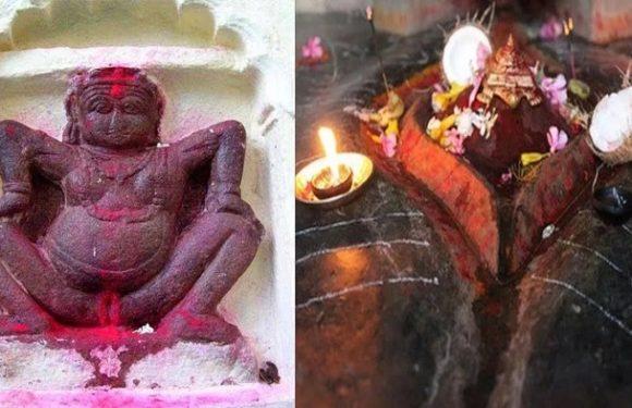 कामाख्या मंदिरः जहां एक मूर्ति की योनि (vagina) से बहता है रक्त!