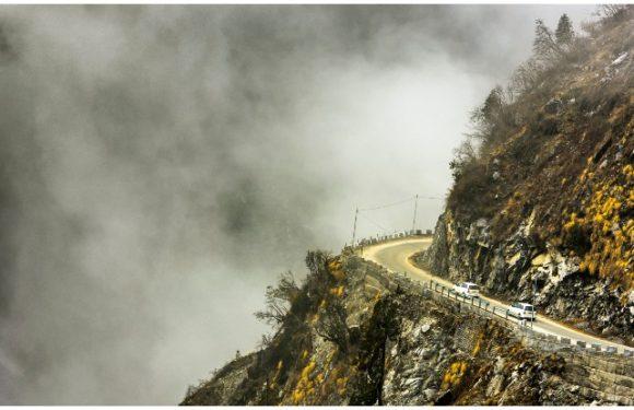 Dangerous Roads in India:  यहां चलना भयानक सपने जैसा है!