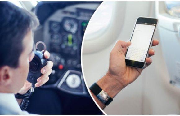 उड़ते हवाई जहाज में क्यों बंद करना पड़ता है मोबाइल फोन?