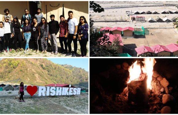 RISHIKESH में RIVERSIDE CAMPING, ट्रिप का पूरा खर्च 1500 रुपये