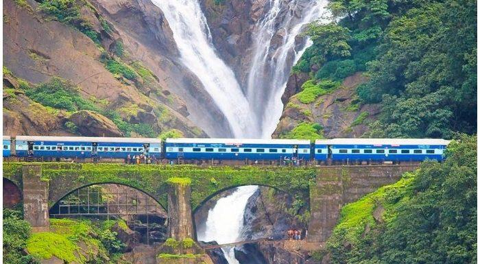 Dudhsagar Water Falls: लोकेशन, इतिहास, जियोग्राफी