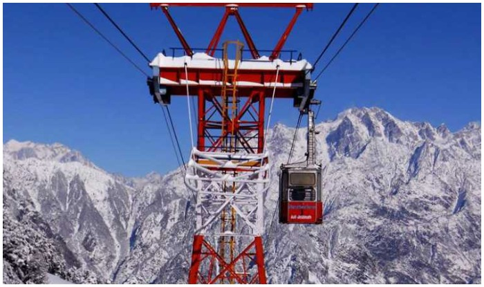 Joshimath, How to Reach Joshimath, Best Time to Visit Joshimath, Where to Travel in Joshimath, Jyotirmath, Narsingh Mandir, Auli Ropeway, Nanda Devi National Park, Sleeping Beauty Mountain