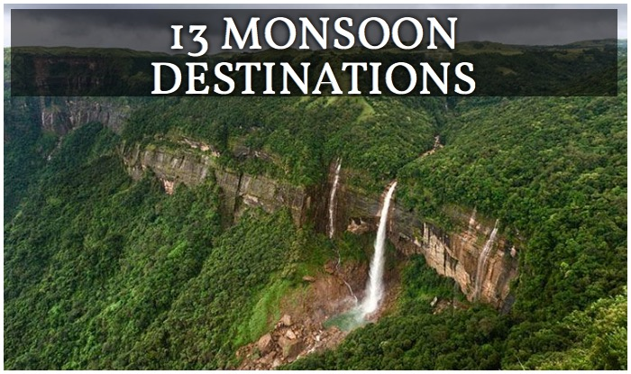 Monsoon Travel in India, Coorg Travel in Monsoon, Shillong Travel in MOnsoon, Munnar in Monsoon, India Perfect destination in Monsoon, Where to Travel india in Monsoon