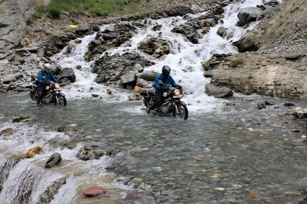 Leh-Ladakh Trip by Bike