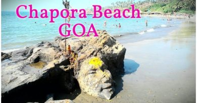 Chapora Beach, Chapora Beach Goa , How to visit Goa, Best Beaches in Goa, Mapusa Village Goa, Goa Travel Guide