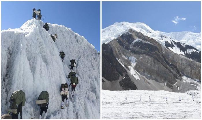 Siachen Glacier History