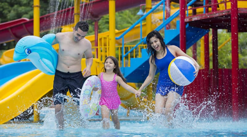 These are a best water parks in Delhi