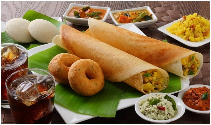 best 10 south Indian restaurant in Delhi