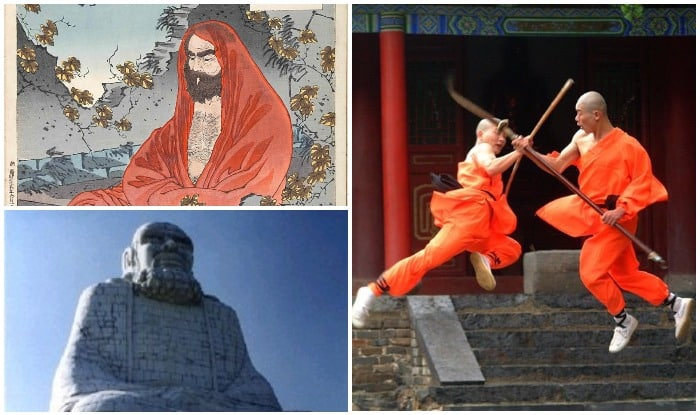 Bodhidharman History, Bodhidharma