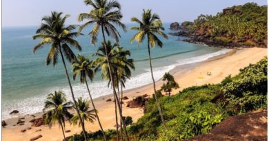 Cabo de Rama Beach, Goa Beaches, Beaches in Goa, Goa Best Beaches, Goa Travel Guide