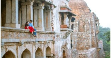 10 Romantic Places To Visit In Delhi For Couples-