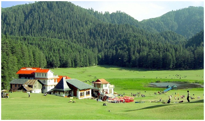 Khajjiar Lake History