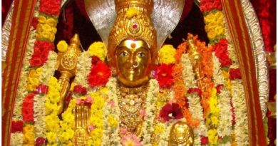 annapoorneshwari temple Legendary history