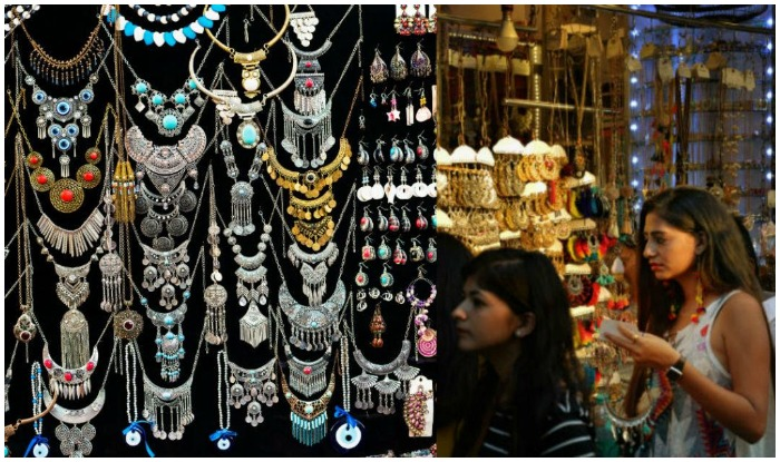 Best 5 Markets to Buy Artificial Jewellery in Delhi