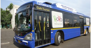 Ho Ho bus service is the best for visiting Delhi Travel Junoon