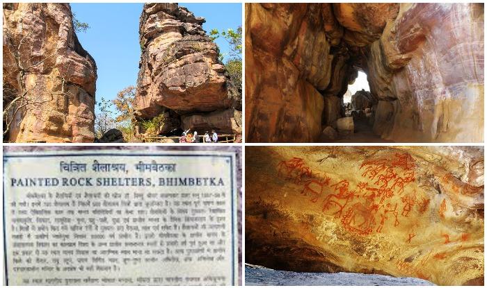 Bhimbetka Cave