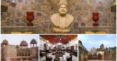 Havelis and palaces of Delhi