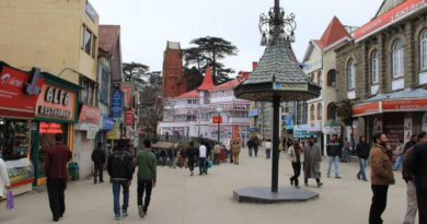 Shimla's Scandal Point, where India's first scandal took place