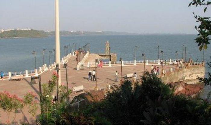 Goa's Paula beach is best for honeymoon couple