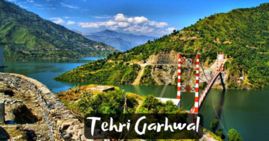 Tehri Travel Guide - Best Places to visit and things to do in New Tehri
