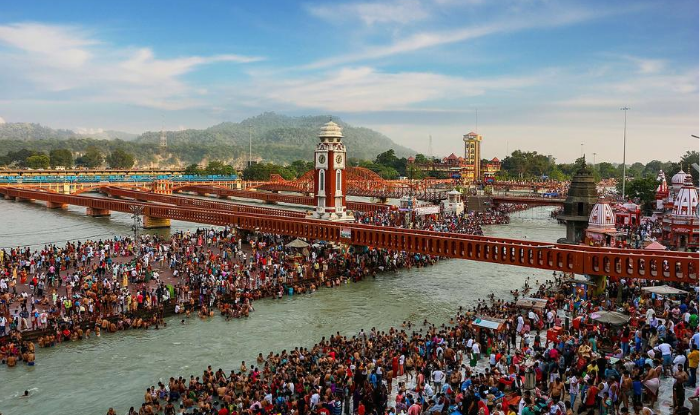 Har Ki Pauri Haridwar tour Haridwar District Uttarakhand