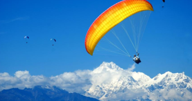 Paragliding Tips - Know what to take care of