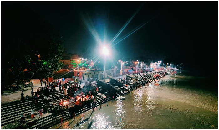 Ram ki Paidi Ayodhya - Ram Ghat, Laxman Ghat, Saryu Aarti