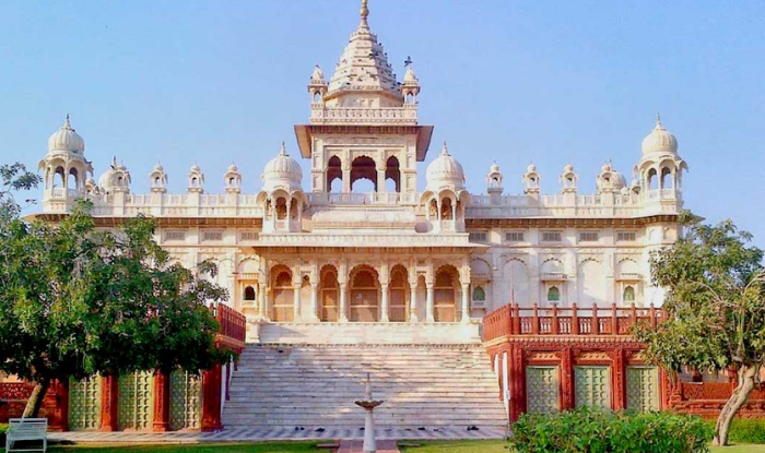 Jaswant Thada is located in Jodhpur which is called Taj Mahal of Marwar