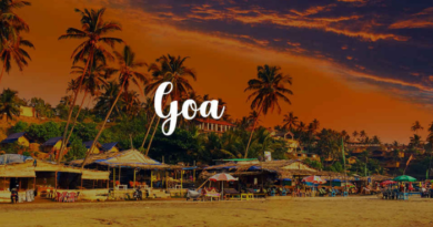 Goa tour- destinations how to reach goa