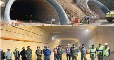 world longest highway tunnel atal tunnel completed- Travel Junoon