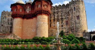 Fort Khejarla which has now been turned into a hotel- Travel Junoon