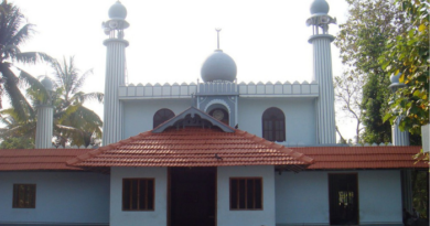 Cheraman Juma Mosque - India's first mosque exists in Kerala