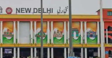 New Delhi railway station will now look spectacular like an airport
