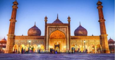 Mosques in Delhi - popular muslim shrines in India capital