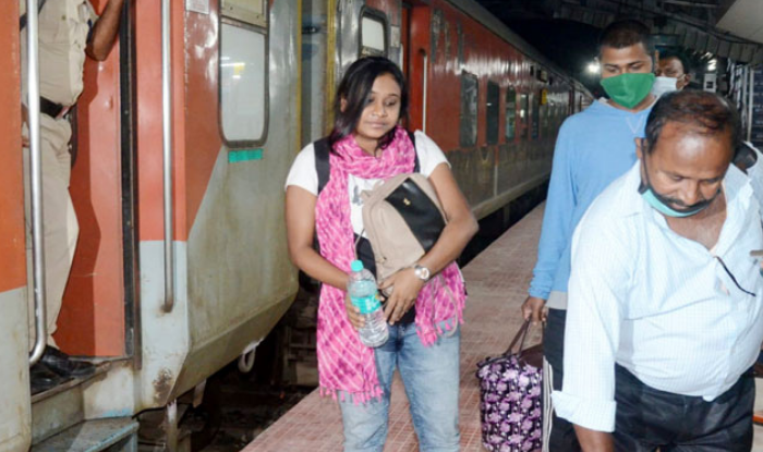 Indian Railway News - girl forced railways to run with single passenger