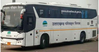 Uttarakhand Roadways