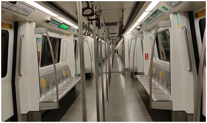 After nearly 6- months Delhi Metro services resume with strict guidelines