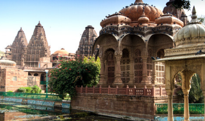 Travel blog mandore garden in jodhpur rajasthan