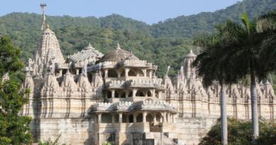 rajasthan travel blog ranakpur jain temple
