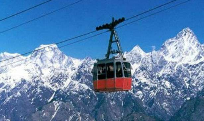 ski himalaya will build a ropeway at rohtang pass