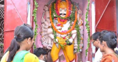 ravana is worshiped in thes 7 temples in india
