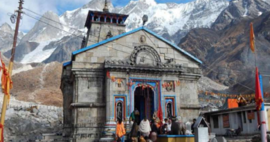 Char Dham kedarnath badrinath gangotri and yamunotri doors closure date declared