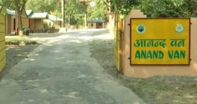Uttrakhand tour - first urban forest anand van open in navaratri