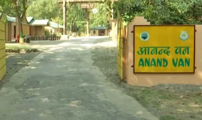 Uttrakhand tour - first urban forest anand van open in navaratri