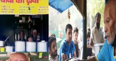 times change man behind baba ka dhaba on impact of viral video
