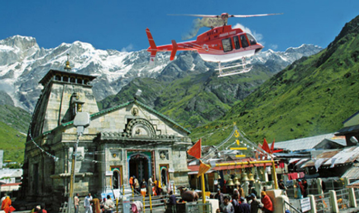 uttrakhand : online booking started for kedarnath dham heli service