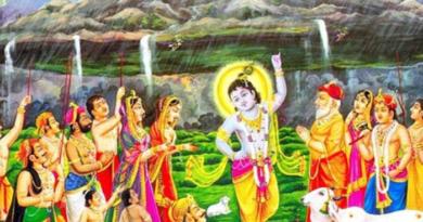Govardhan Puja: Govardhan Puja is very old story
