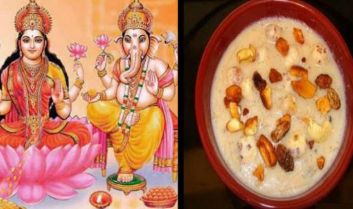 Offer this bhog to Ganesh ji and Mata Lakshmi on Diwali
