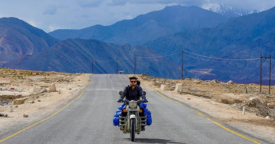 Bike Tour - Plan a trip away from the bike, so keep these things in mind